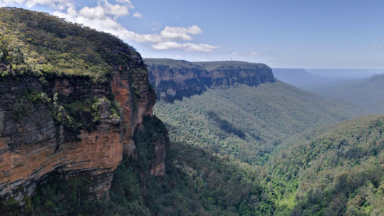 Jamison Valley, Blue Mountains