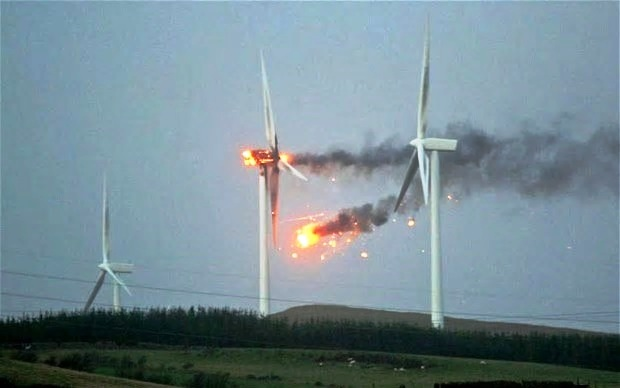 Burning Turbine